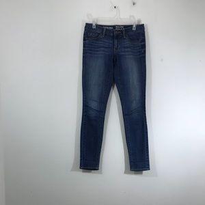 Merona Modern Skinny Blue Jeans Women's Size 4